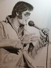 Elvis Presley Drawing No20