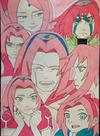 my haruno sakura drawing