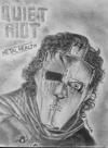 Quiet Riot Drawing