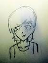 Random Anime Girl Drawing