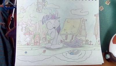 Twilight sparkle finale project