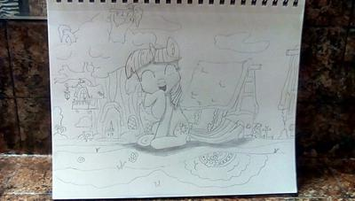Twilight sparkle stage 2/3