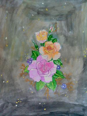 vanitha painting 1