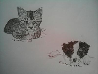 vanitha painting