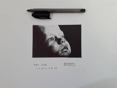WITH LINES AND USING BALLPEN OF 0.7MM1