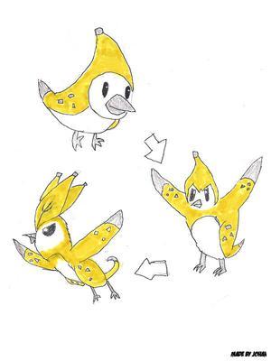 Banana Birds!