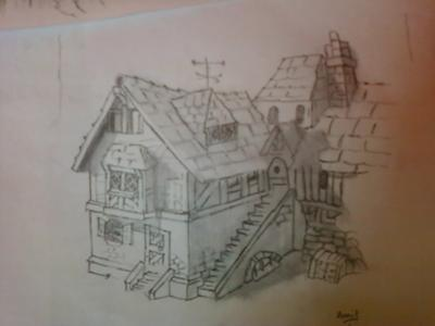 beutiful house