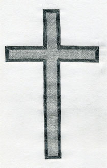 The gallery for --> Cool Christian Cross Drawings