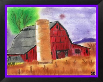 Dry Summer Barn