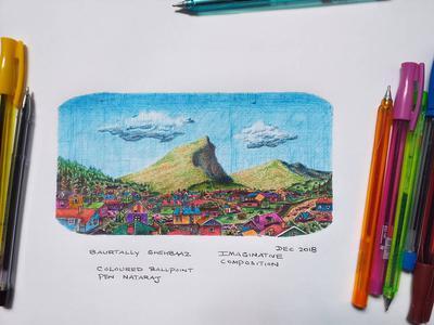 IMAGINARY ART WITH BALLPOINT PENS1