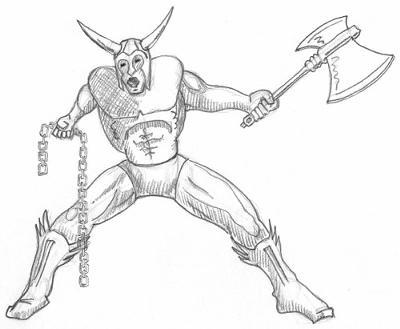 Mean Warrior
