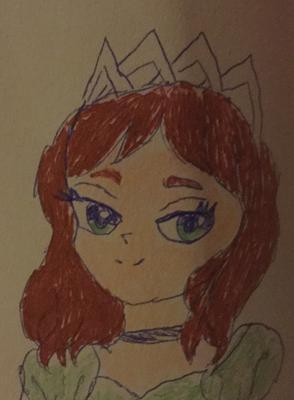 My anime princess