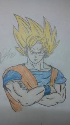 My first draw here