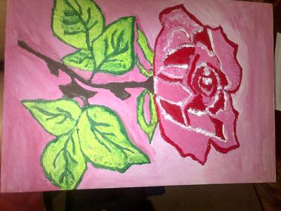 my first rose2