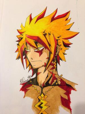 My Hero Drawings1