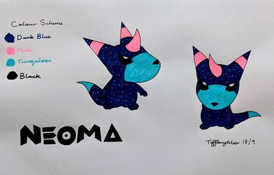 Neoma Traditional Drawing