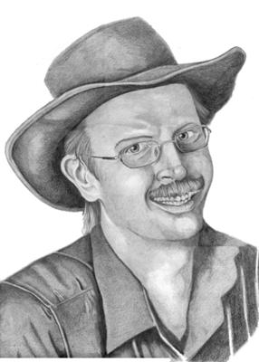 Self-Portrait of Bill Richards