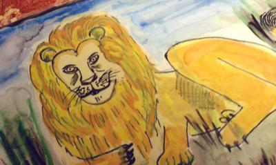 the lion the king