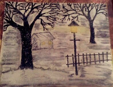 the  snow  fall
