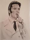 Elvis Presley drawing no 11
