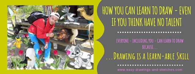 Let S Draw Cartoon Penguin Cute