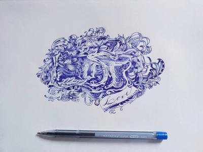 Two imaginary art01