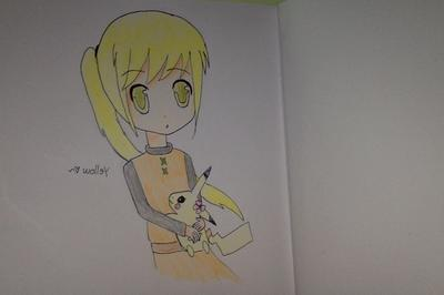Yellow of the Viridian Forset