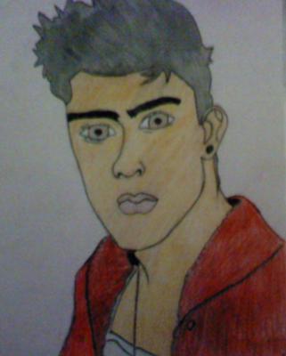 Zain Malik from One Direction